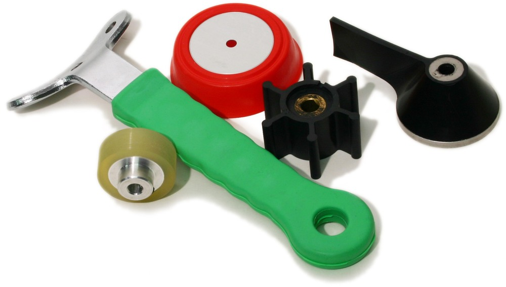 rubber to metal bonding, rubber to plastic bonding