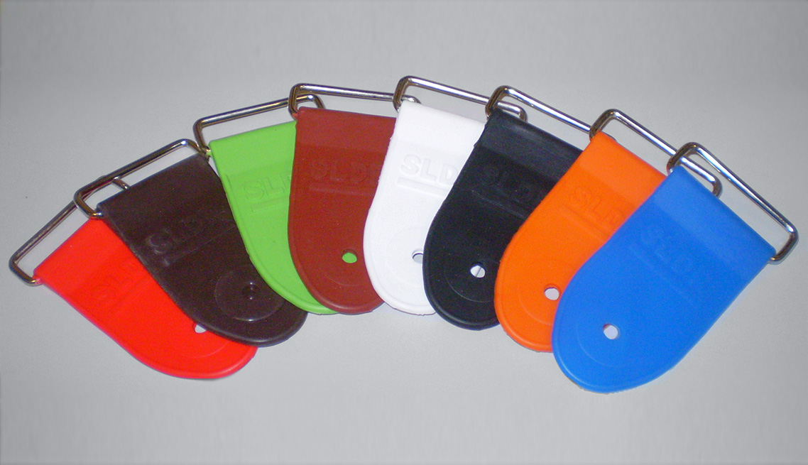 Silicon Customer Color Guitar Straps