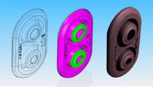Rubber design enhancements
