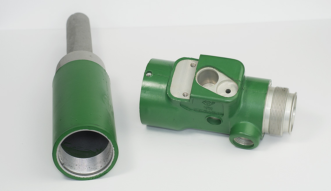 Custom Color Nitrile PVC Chemically Bonded, Transfer Molded
