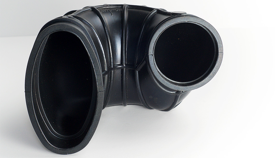 PVC Nitrile High Performance Small Engine, ATV Air Duct, Injection Mold