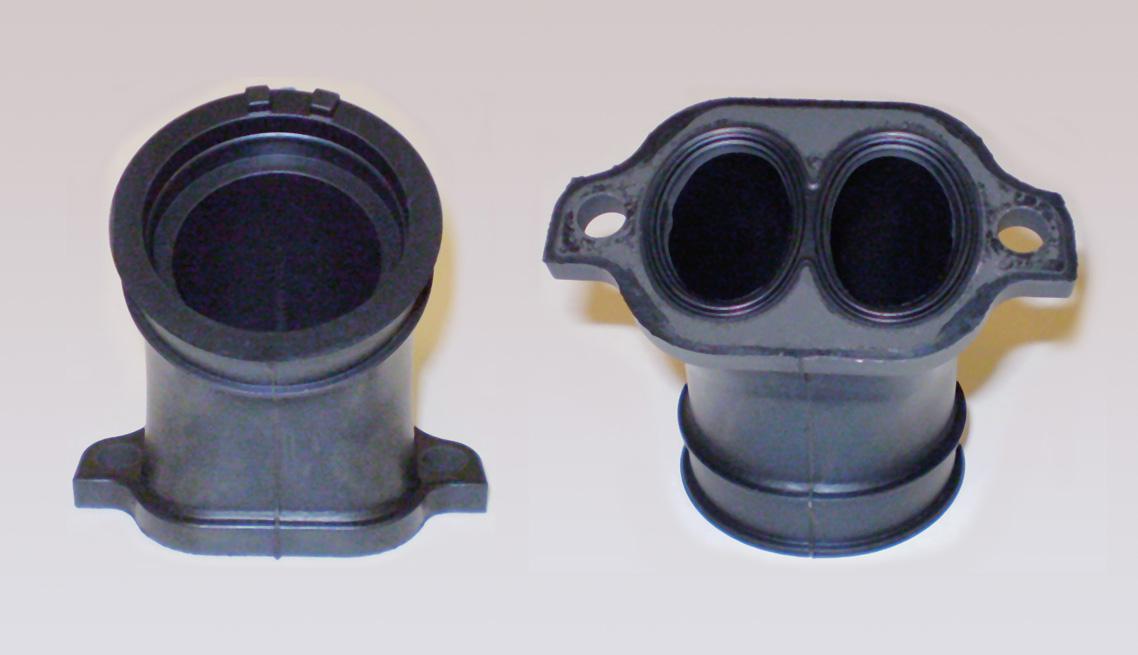 80 Durometer PVC/Nitrile blend Throttle Body