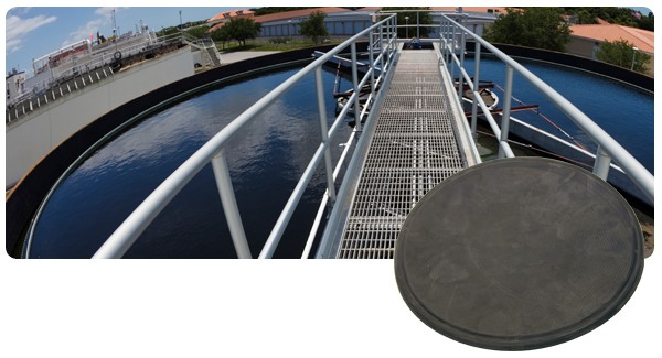 Rubber for Waste Water Treatment