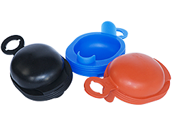 Multi-Colored Pump Diaphragms