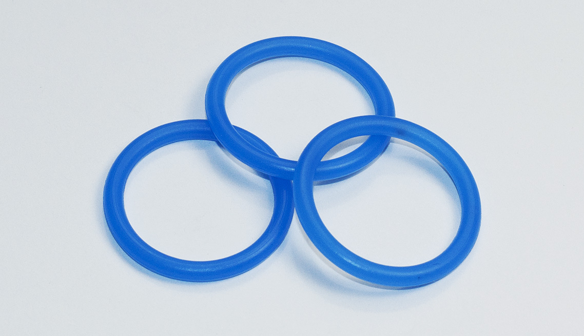 Custom Color O-Rings