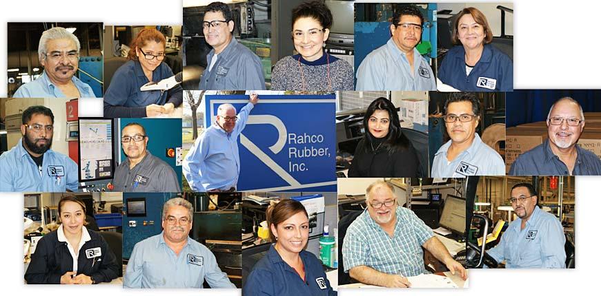 Rahco Rubber celebra la diversidad y la longevidad